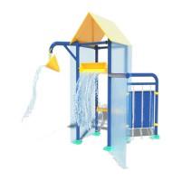 Hệ thống vòm tán nước composite cao cấp