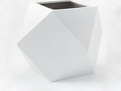 Bồn hoa [composite] hình dạng hình học