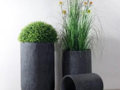 Chậu cây cao cấp làm từ composite chất lượng