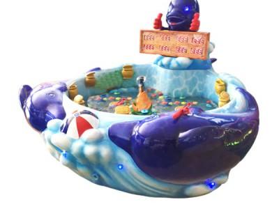 Bể câu cá vui chơi cho trẻ【bằng composite frp】