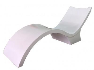 Ghế tắm nắng bằng chất liệu composite frp