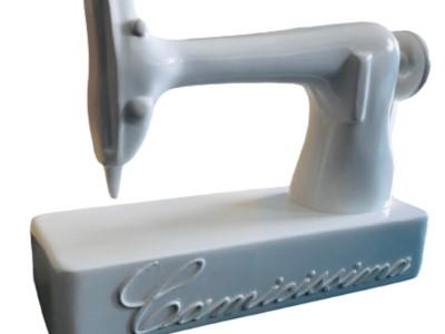 Mô hình máy may bằng composite cao cấp