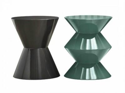 Bộ bàn đối xứng bằng composite cao cấp
