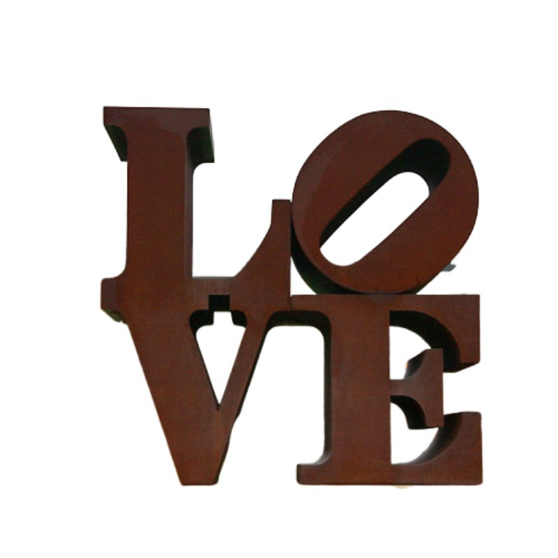 MÔ HÌNH CHỮ LOVE BẰNG COMPOSITE