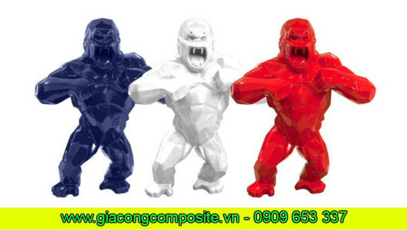 Mô hình Khỉ Gorila bằng composite, nhận làm Mô hình Khỉ Gorila bằng composite giá tốt, xưởng gia công Mô hình Khỉ Gorila bằng composite, xưởng sản xuất composite, xưởng sản xuất mô hình bằng composite, mô hình bằng composite, gia công mô hình Khỉ Gorila composite, nhận làm mô hình bằng composite theo yêu cầu, mô hình bằng composite cao cấp, mô hình Khỉ Gorila bằng composite giá rẻ.