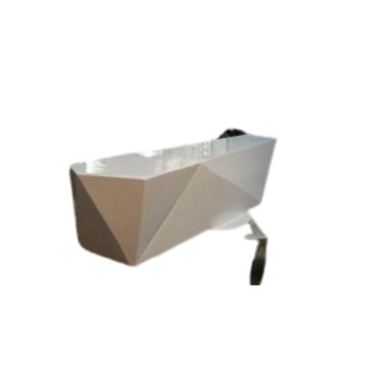 Ghế dáng dài không tựa lưng bằng nhựa composite
