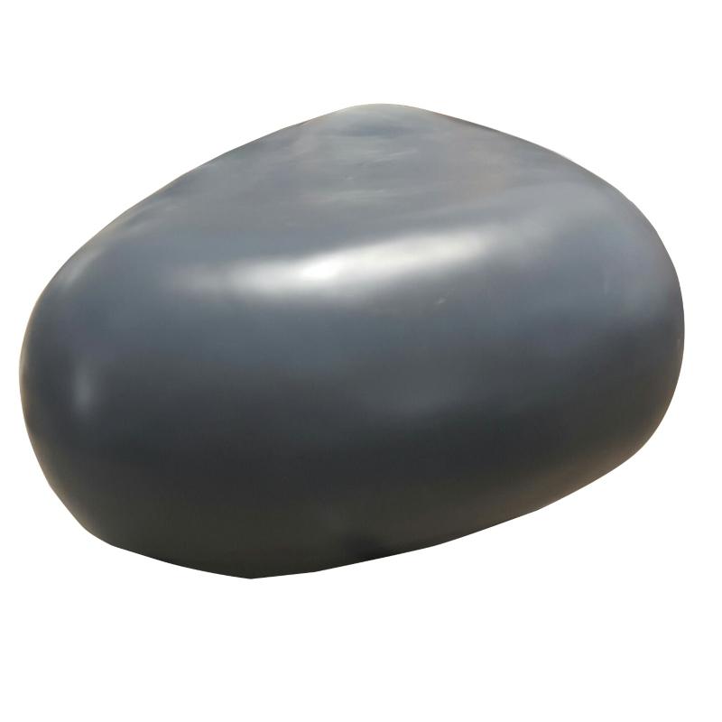Ghế ngồi composite cao cấp hình viên đá