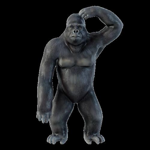 Mô hình composite khỉ đột gorilla sinh động