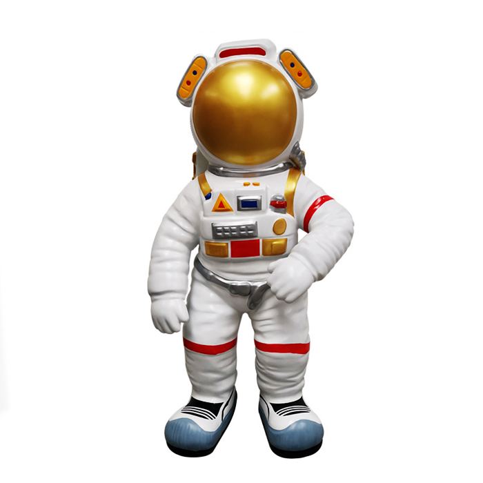 Mô hình phi hành gia sáng tạo chất liệu composite
