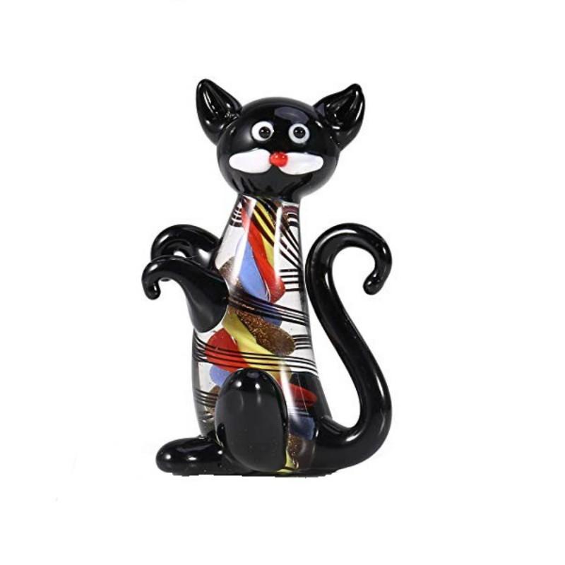 Mô hình con mèo composite theo yêu cầu