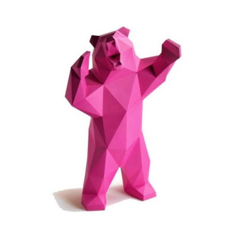 Mô hình con gấu bằng composite cao cấp