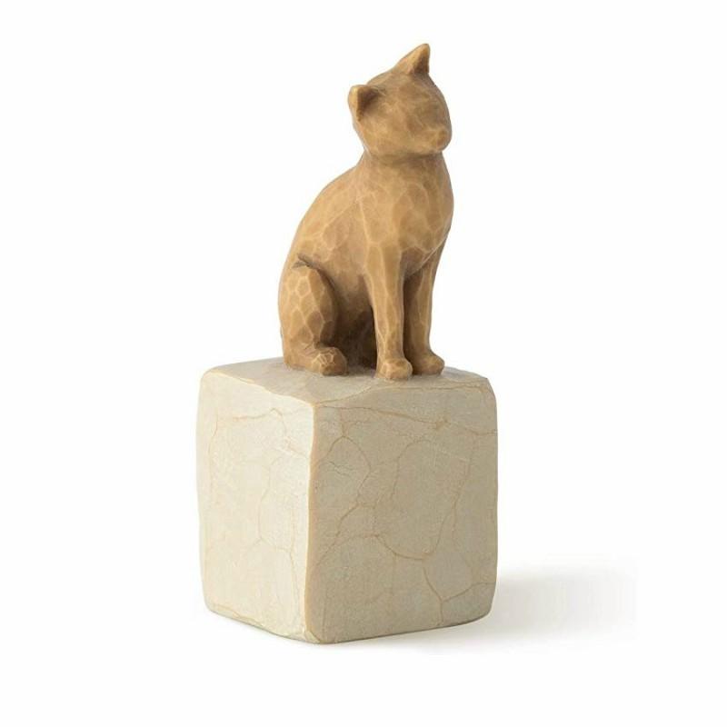 Mô hình chú mèo bằng composite