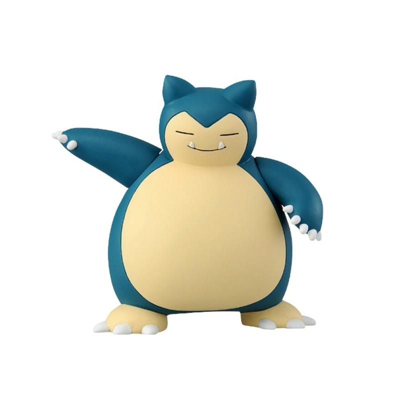 Mô hình snorlax - pokemon bằng composite