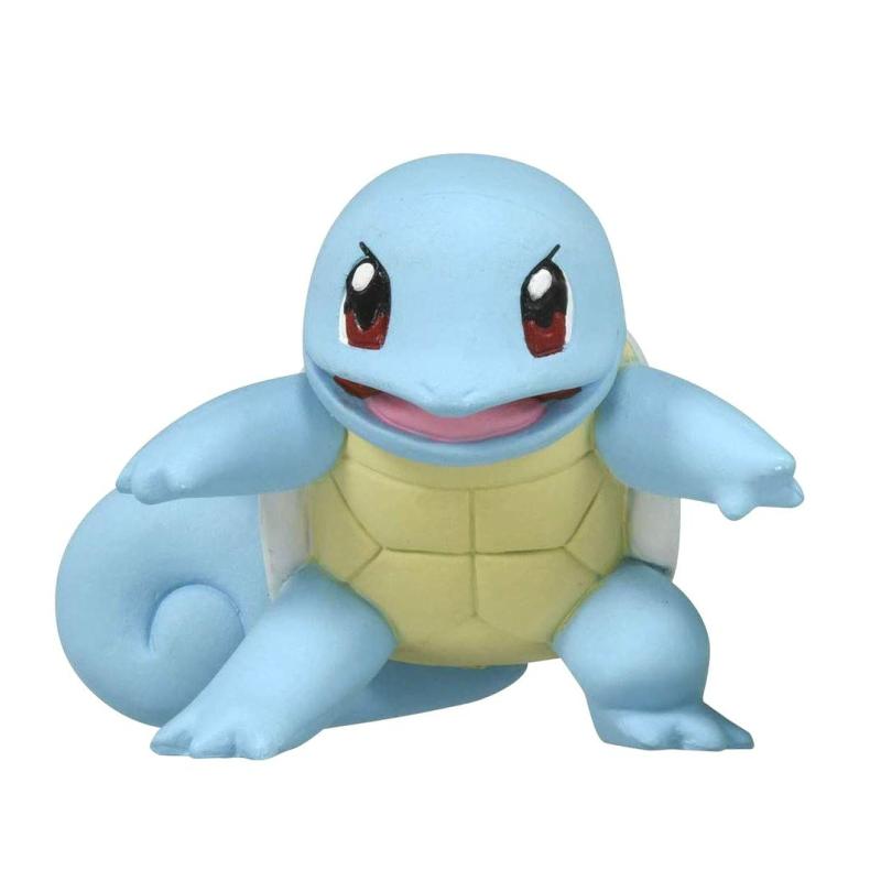 Mô hình squirtle - pokemon bằng composite