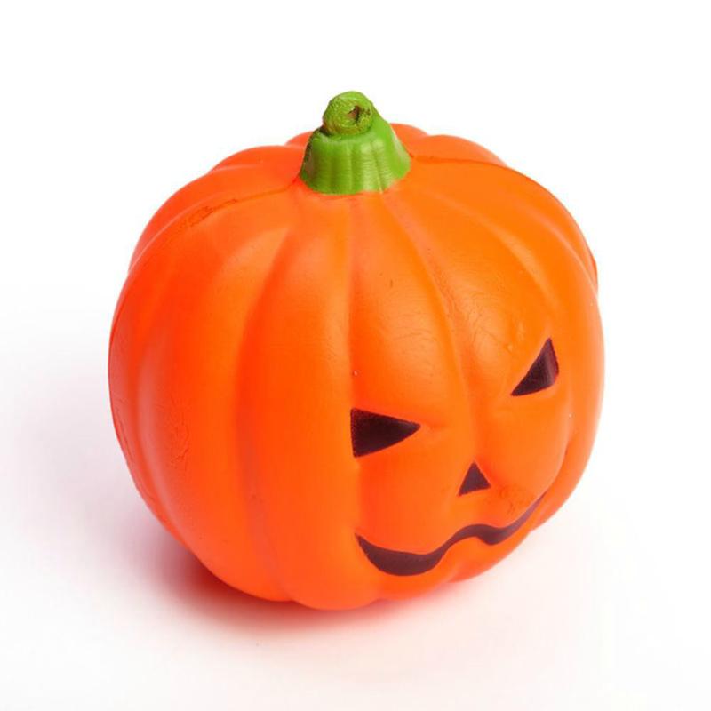 Mô hình quả bí ngô - hallowen bằng composite